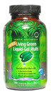 Living green, Liquid Gel Multi For Men, 90 softgels