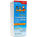 Taro- Loratadine Child Os 5mg/5ml, Fruit Flavor, 4floz Liquid
