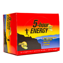 5-Hour Energy- Lemon Lime (12 pack)