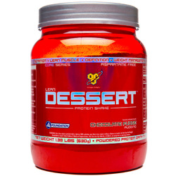 BSN- Lean Desert Chocolate Fudge Pudding, 1.39lbs