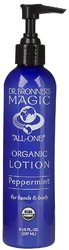 Dr Bronner's- Lotion, Peppermint, 8oz