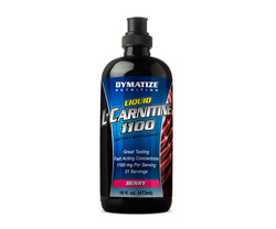Dymatize- Liquid L-Carnitine, Berry, 16oz