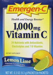 Emergen-C- Lemon-Lime (30 pack)