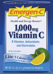 Emergen-C- Lite Lemon Lime (30 pack)