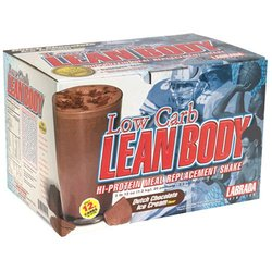 Labrada Nutrition- Lean Body Low Carb, Chocolate (42 pack)