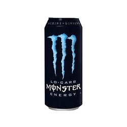 Monster Energy Low Carb 16oz cans (24 pack)