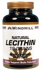 Windmill- Lecithin 19 Grains, 90 Softgels