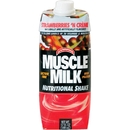 Muscle Milk 17oz,  Strawberry (12 pack)
