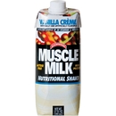 Muscle Milk 17oz,  Vanilla (12 pack)