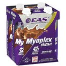 Myoplex, Chocolate, 17oz (4 pack)