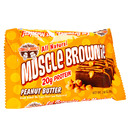 Muscle Building Protein Brownie, Peanut Butter (12 pack)