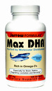 Max DHA, 607mg, 180 softgels