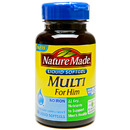 Multi For Him, 60 Softgels