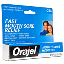 Mouth Sore Medication, .42oz