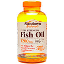 Mercury Fish Oil, 1200mg, 200 softgels
