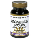 Magnesium Gluconate, 500mg, 90 Tablets