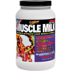 CytoSport- Muscle Milk, Blueberries & Cream, 2.48lbs