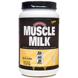 CytoSport- Muscle Milk, Cookies & Cream, 2.48lbs