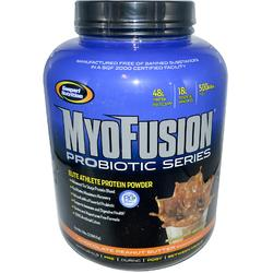 Gaspari- Myofusion Probiotic, Chocolate Peanut Butter, 5lbs