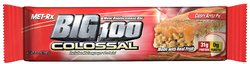 Met-Rx- Meal Replacement Bar Big 100 Colossal, Crispy Apple Pie (12 pack)