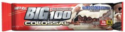 Met-Rx- Meal Replacement Bar Big 100 Colossal, Super Cookie Crunch (12 pack)