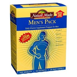 Nature Made- Men'S Pack - 30 Days, 30 Packets