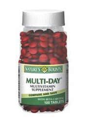 Nature's Bounty- Multi-Day tablets (One-A-Day Essential), 100 tablets