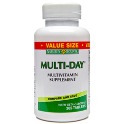 Nature's Bounty- Multi-Day tablets (One-A-Day Essential), 365 tablets