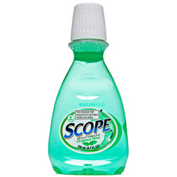 Scope- Mouthwash, Original Mint, 8oz