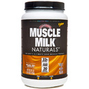 Natural Muscle Milk, Chocolate, 2.48lbs