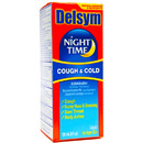 Delsym- Nite Time Cough & Cold, 4floz Liquid