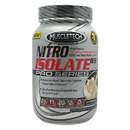 Nitro Isolate 65 Pro Series, Vanilla, 2.1lbs