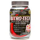 Nitro-Tech Pro Series, Strawberry Banana, 2lbs