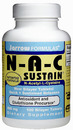 N-A-C Sustain, 600mg, 100 tablets