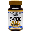 Natural Vitamin E 400 IU with D Alpha, 90 Softgels