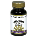 Niacin, 500mg No Flush, 30 Tablets