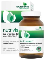 Futurebiotics- Nutrivision, 120 vegetarian capsules