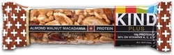 KIND- Nutritious Snack Bar PLUS, Almond, Walnut & Macadamia + Protein (12 pack)