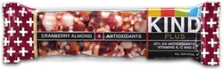 KIND- Nutritious Snack Bar PLUS, Cranberry & Almond + Antioxidants (12 pack)