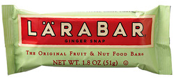 LARABAR- Nutritious Snack Bar, Ginger Snap (16 pack)