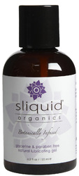 Sliquid Organics- Natural Gel, 4.2oz
