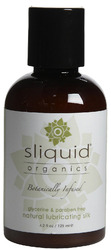 Sliquid Organics- Natural Lubricating Silk, 4.2oz