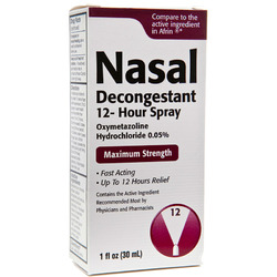 Taro- Nasal Spray .05% Oxymetazoline, 30ml Spray