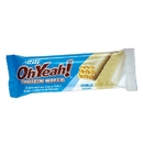 Oh Yeah! High Protein Bar, Vanilla Creme Wafer (8 pack)