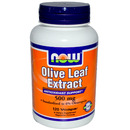 Olive Leaf Extract, 500mg, 120 vegetarian capsules
