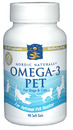 Omega-3 Pet, For Dogs & Cats, 90 Softgels