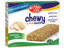 On The Go Bars, Caramel Apple Chewy Bars, 5oz (6 pack)