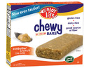 On The Go Bars, Sunbutter Crunch Chewy Bars, 5oz (6 pack)