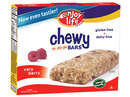 On The Go Bars, Very Berry Chewy Bars, 5oz (5 pack)