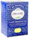 Organic Black Tea, Classic Breakfast, 25 bags